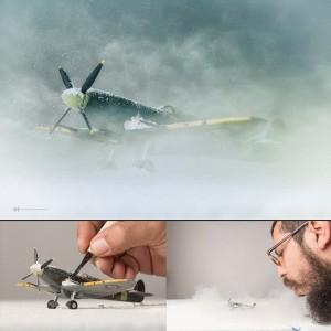 maket-uçak-fotoğrafçılık