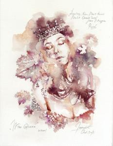 wine queen