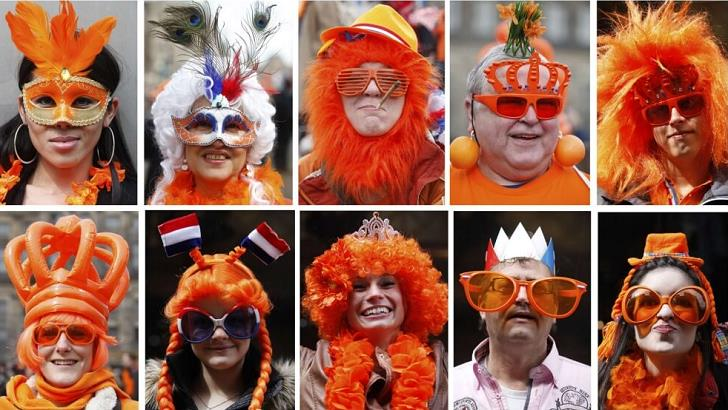 queens-day-amsterdam-holland-festival