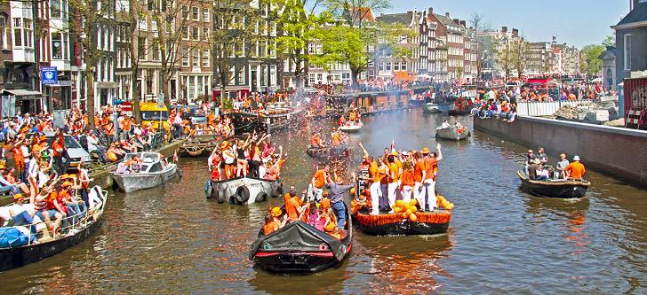 queens-day-festival-hollanda