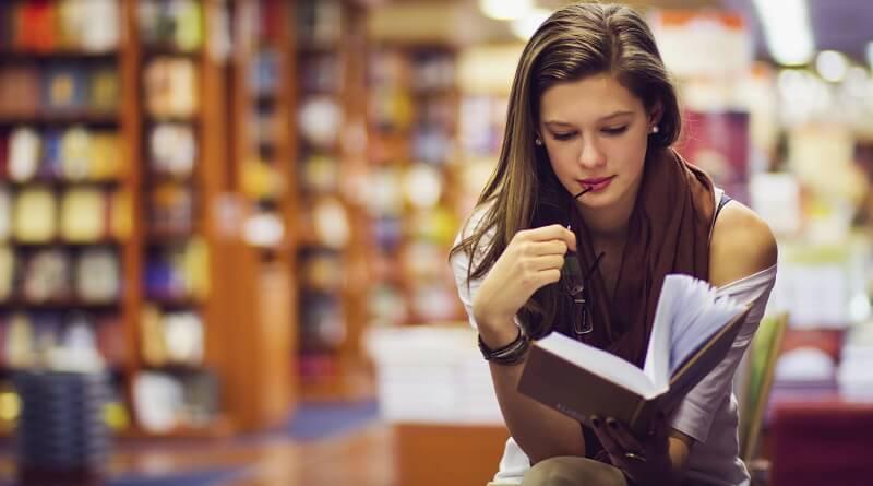 Kitap okumak çekici midir