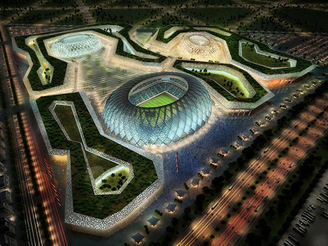 Al-Wakrah-Stadyumu