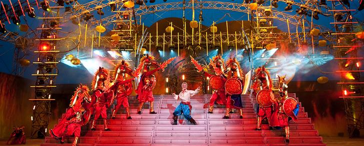 CALGARY-STAMPEDE.evening-show