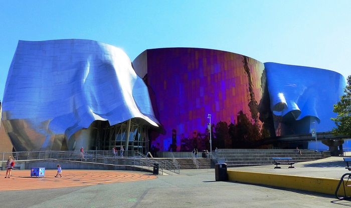 Experience Music Project (Seattle, Washington, USA)