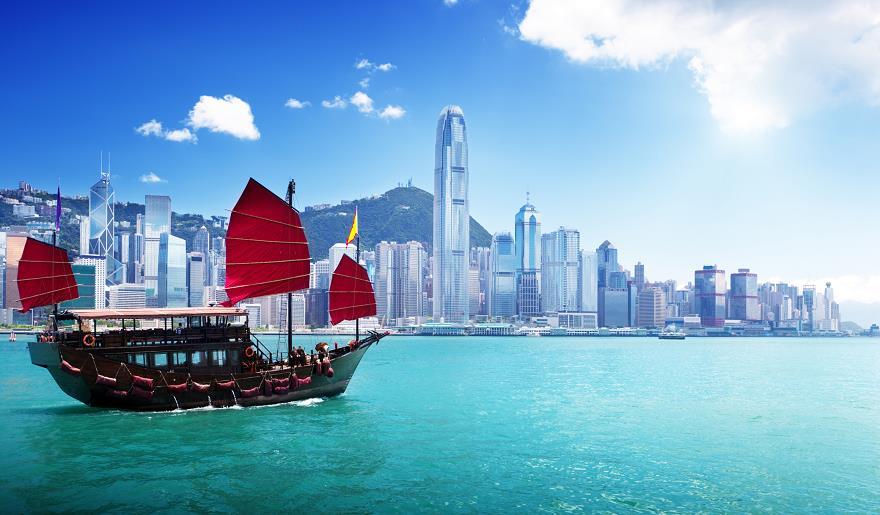 Hong-Kong-Denizden-Sehir-Goruntusu