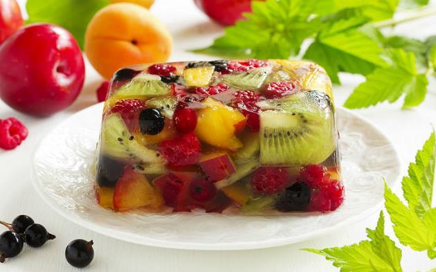 Jöleli-Meyve-Salatası