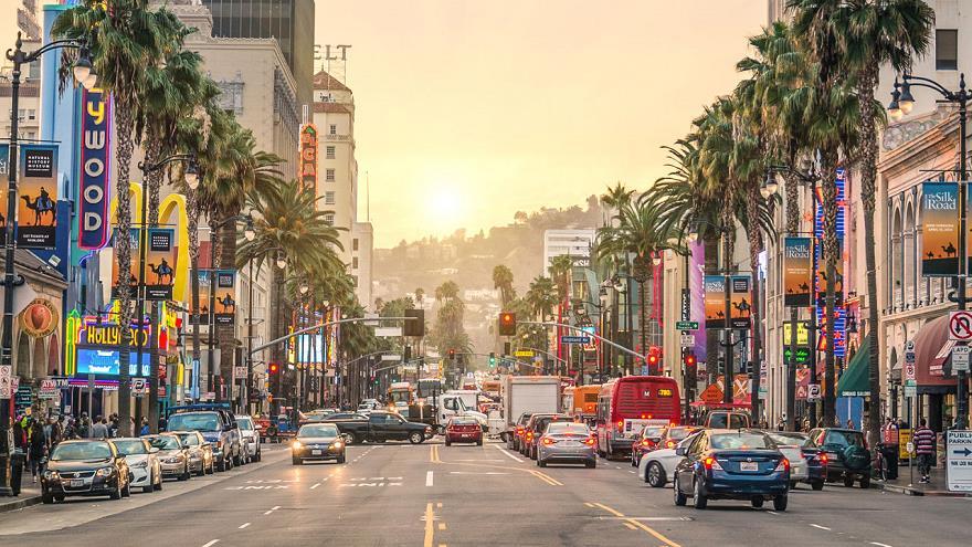 Los-Angeles-Sokaklari