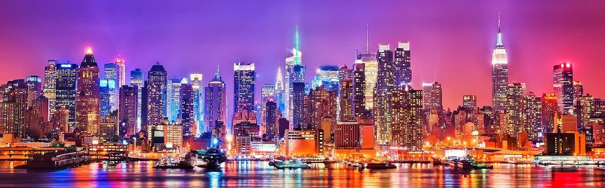 New-York-Gece