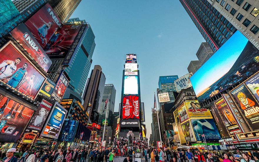 New-York-Times-Square-Meydani