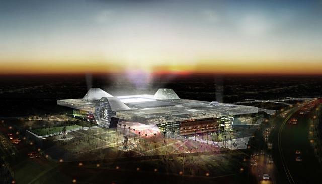 Spor-City-Stadyumu