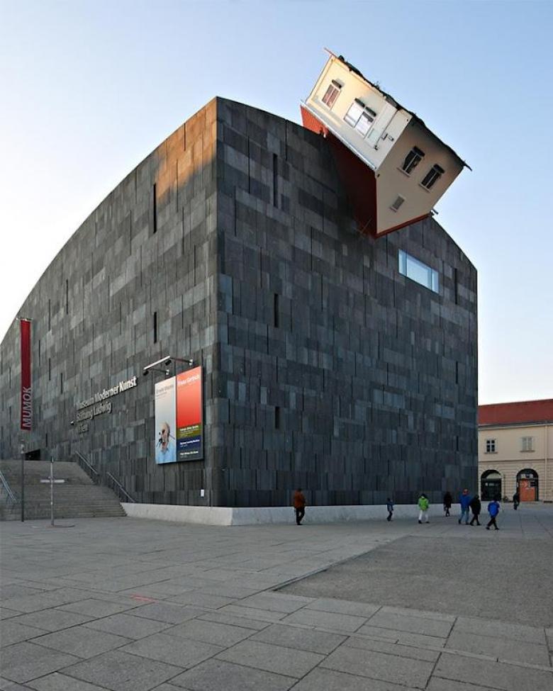 Ters Ev (Viyana, Avusturya)