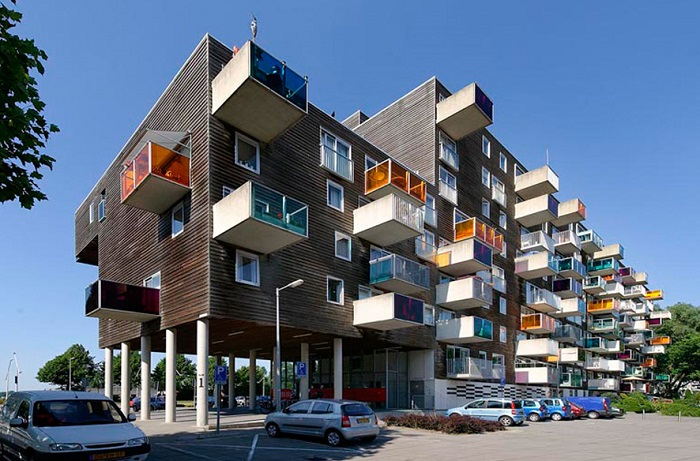 Wozoco apartments (Holland)