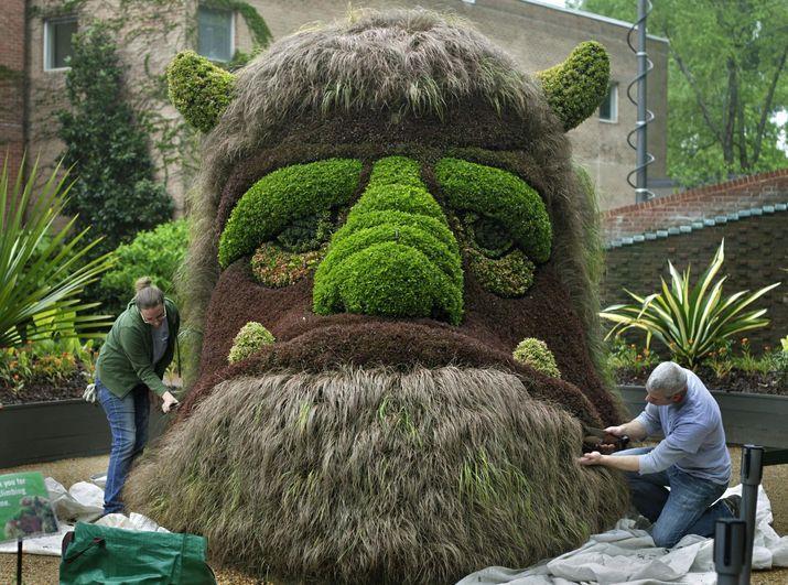 bitki-heykel-ogre