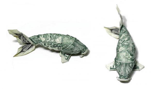 dolar-balık-origami