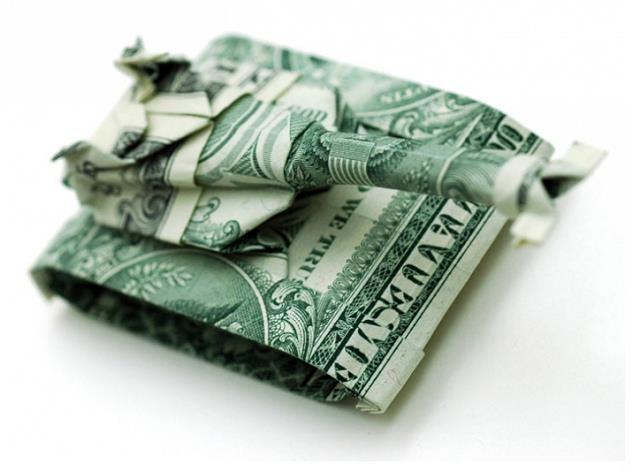 dollar_origami_tank