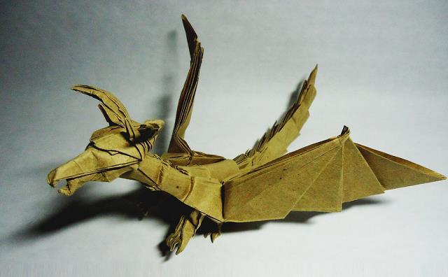 ejder-origami