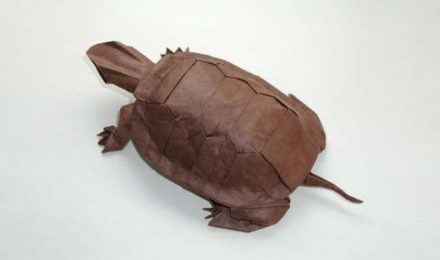 kaplumbaga-origami