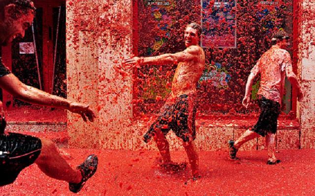 la-tomato-festival