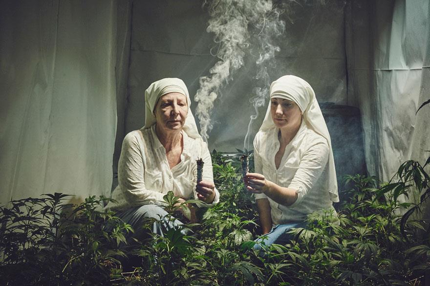 marjuana-yetistiren-rahibeler