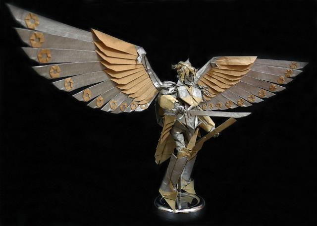 melek-origami