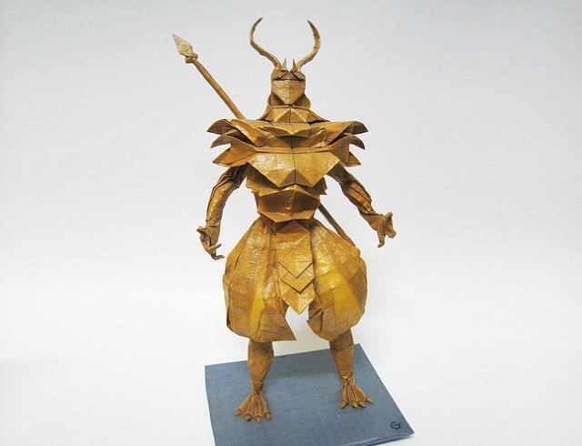 origami-savaşçı