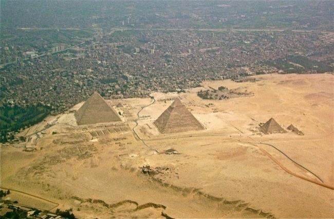 piramitler-mısır