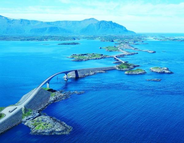 Atlantik-Okyanusu-Yolu-Norveç