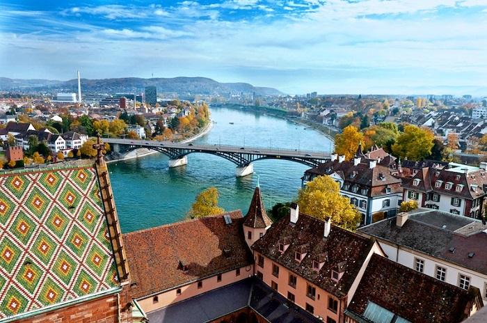 Basel-İsviçre