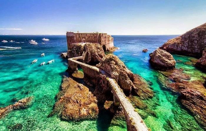 Berlenga-Adası-Portekiz