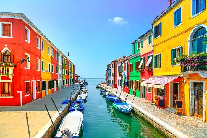 Burano-İtalya (1)