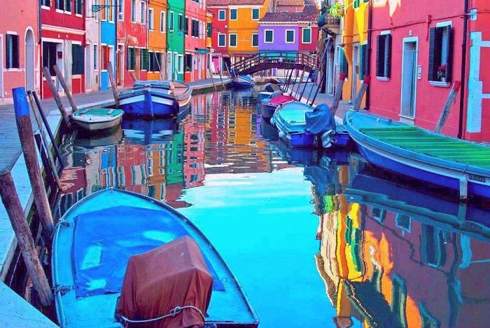 Burano-İtalya (2)
