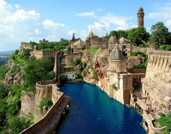 Chittorgarh-Kalesi-Hindistan