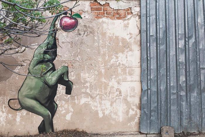 Güney-Afrika-Sokaklarına-Hükmeden-Fil-Sanatı-4