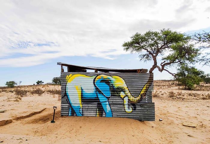 Güney-Afrika-Sokaklarına-Hükmeden-Fil-Sanatı-7