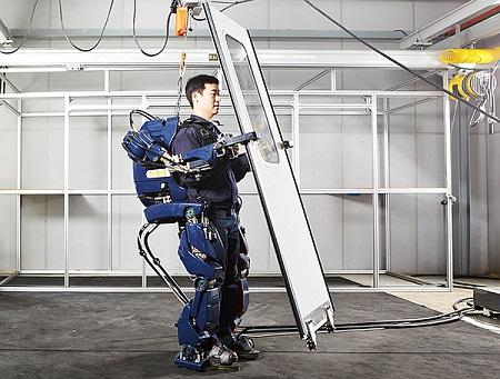 Giyilebilir_robot-dış_iskelet