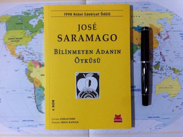 Jose-Saramago-Bilinmeyen-Adanin-Oykusu