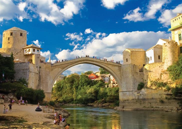 Mostar-Koprusu-Bosna-Hersek