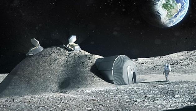 NASA-ay-evleri-yasam-projesi