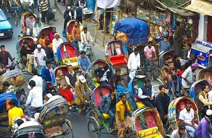 dhaka bangladeş