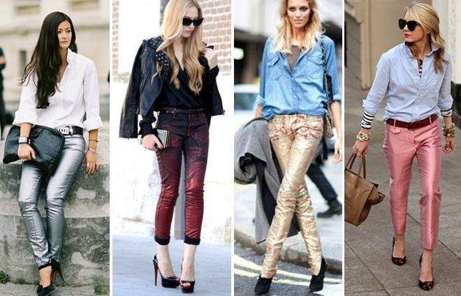 metalik-pantalon-kombinleri