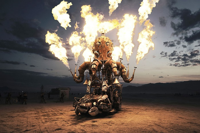 Burning-Man-Festivali