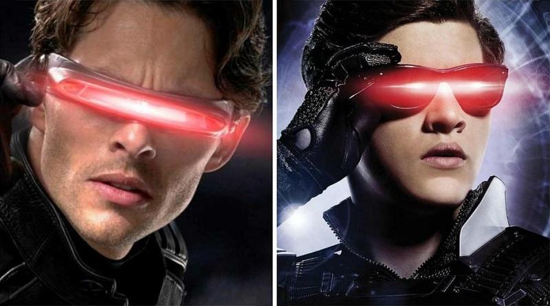 Cyclops (James Marsden – Tim Pocock – Tye Sheridan)