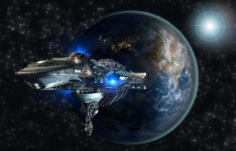 Evren Devasa Bir Uzaylı Mezarlığı Olabilir