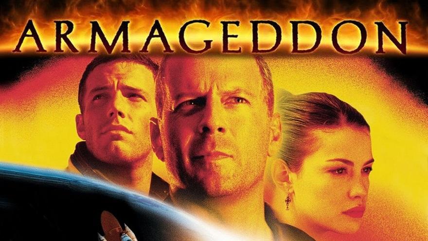 Armageddon Uzay Filmi