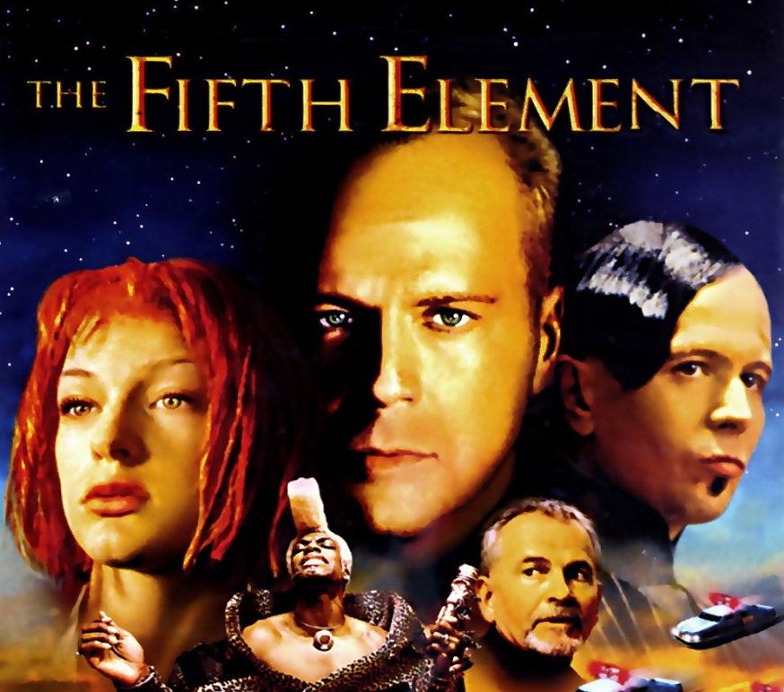 Beşinci Eliement Filmi
