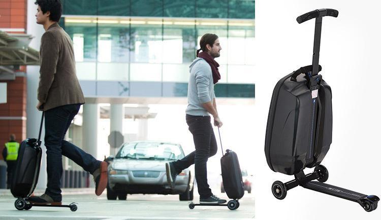 Wheely Kaykay Valiz Çanta Bavul