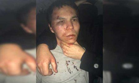 Reina Teröristi Abdülgadir Masharipov Yakalandı