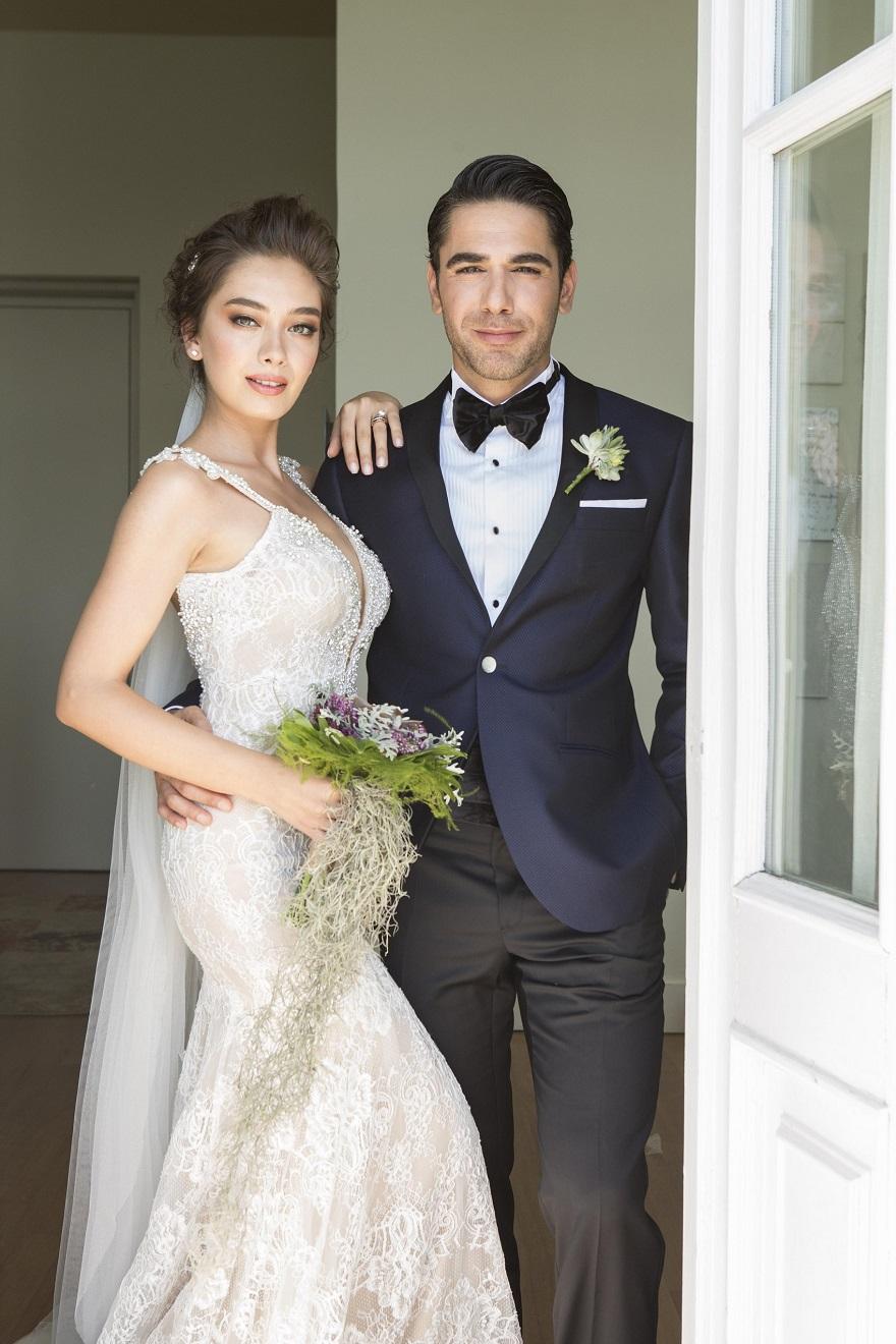 2016 Yılında Evlenen Ünlü Gelinlerin Gelinlikleri