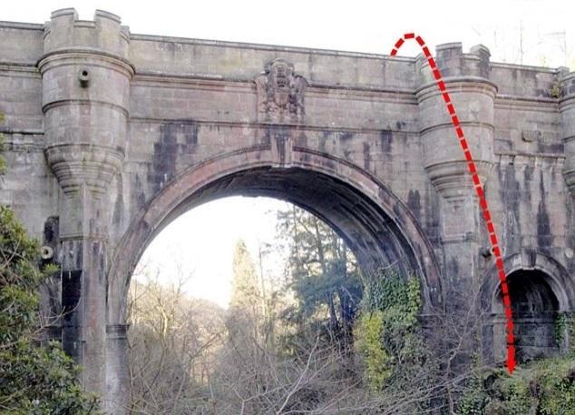 overtoun köprüsü sırrı iskoçya köprü köpek
