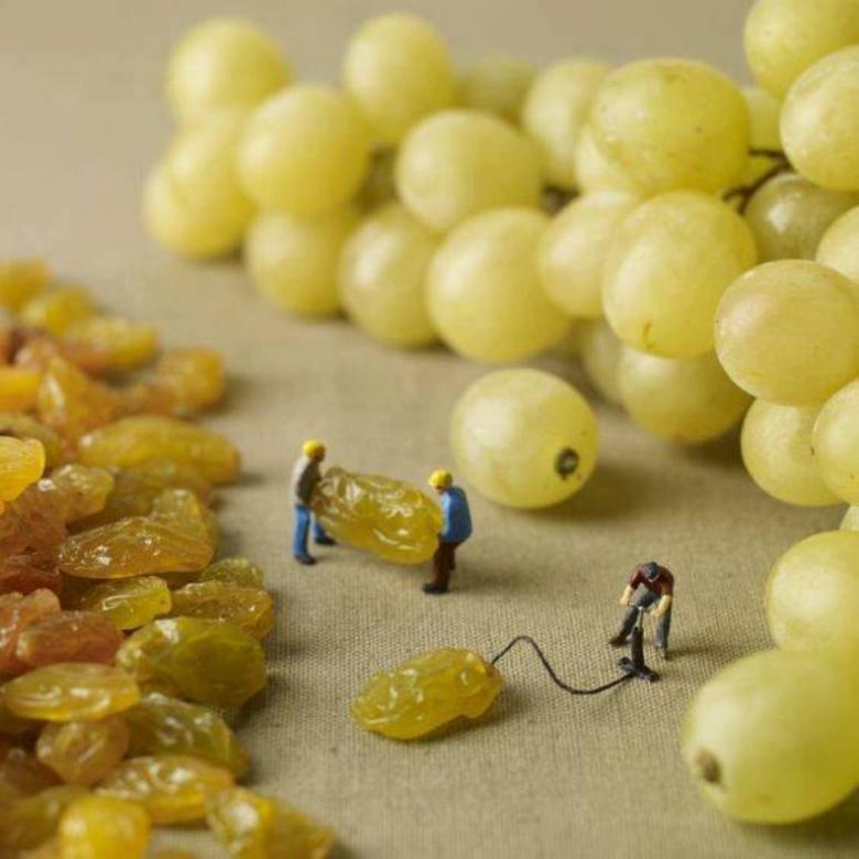minyatür işçiler